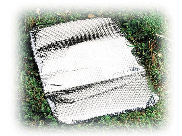 Basic Nature Cushion Aluminium PE